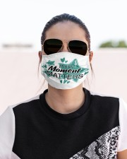 Every moment matters Cloth face mask aos-face-mask-lifestyle-02