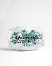 Every moment matters Cloth face mask aos-face-mask-lifestyle-22