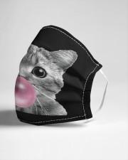 Cat Bubblegum Cloth face mask aos-face-mask-lifestyle-21