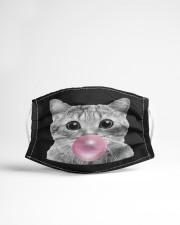 Cat Bubblegum Cloth face mask aos-face-mask-lifestyle-22