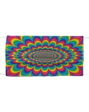 Psychedelic rock Cloth face mask front