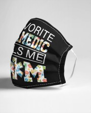 My favorite paramedic Cloth face mask aos-face-mask-lifestyle-21