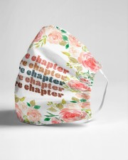 One More Chapter Cloth face mask aos-face-mask-lifestyle-21
