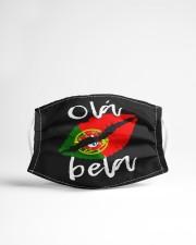 Portuguese Lips Cloth face mask aos-face-mask-lifestyle-22