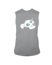 Always Be Pandacorn PANDACORN Shirt Cute Panda Lov Sleeveless Tee thumbnail