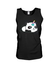 Always Be Pandacorn PANDACORN Shirt Cute Panda Lov Unisex Tank thumbnail