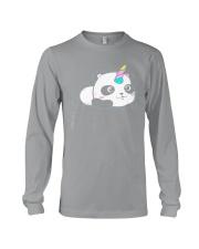Always Be Pandacorn PANDACORN Shirt Cute Panda Lov Long Sleeve Tee thumbnail
