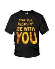 Best Physics Teacher Geeky Gifts Men Women Tee Shi Youth T-Shirt thumbnail
