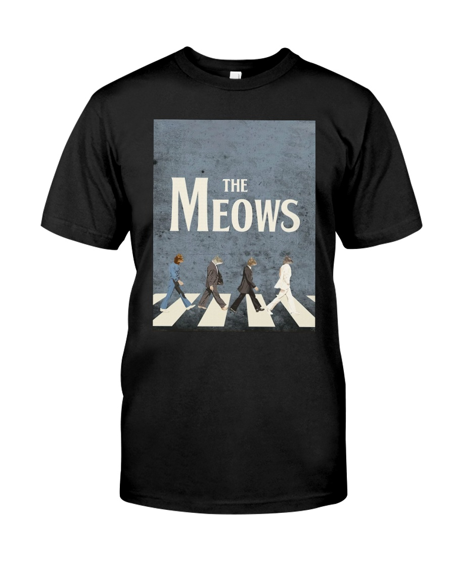 The Meows Classic T-Shirt