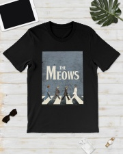 The Meows Classic T-Shirt lifestyle-mens-crewneck-front-17