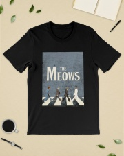 The Meows Classic T-Shirt lifestyle-mens-crewneck-front-19