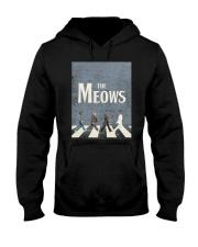 The Meows Hooded Sweatshirt thumbnail