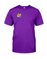 lsu tigers fans Classic T-Shirt front