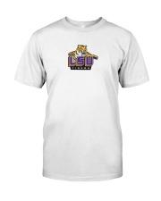 9 BURREAUX LSU TIGERS Classic T-Shirt front