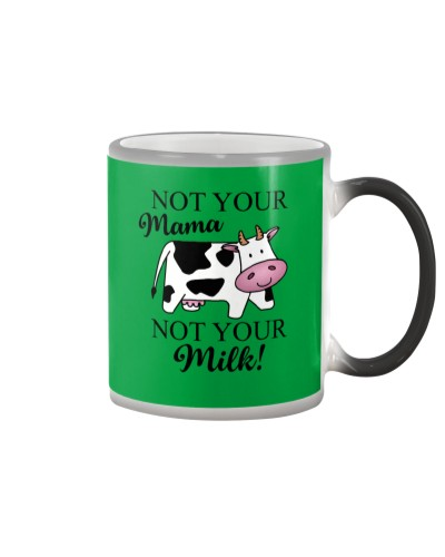 not your mama not your milk t-shirt