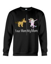 Unicorn Mom Crewneck Sweatshirt thumbnail