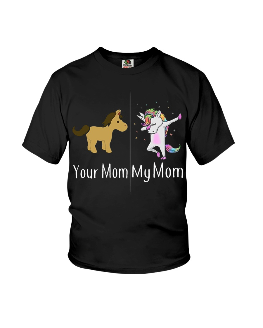 Unicorn Mom Youth T-Shirt