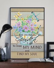 And into the garden I go 11x17 Poster lifestyle-poster-2