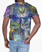 Colorful cats All-over T-Shirt aos-all-over-T-shirt-lifestyle-back-03