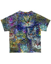 Colorful cats All-over T-Shirt back
