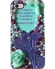 I wanted to make people feel beautiful  Phone Case i-phone-8-case