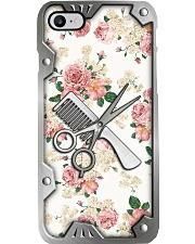 Hair hustler - Printed phone case Phone Case i-phone-8-case