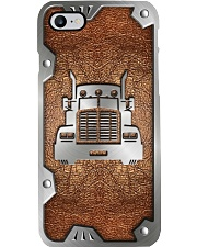 Trucker Metal pattern print Phone Case i-phone-8-case