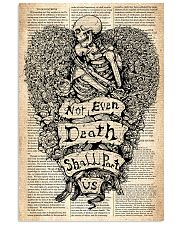 Not even death shall part us 11x17 Poster front