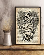 Not even death shall part us 11x17 Poster lifestyle-poster-3