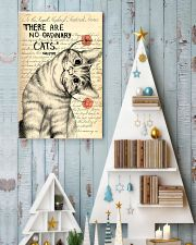 There is no ordinary cat 11x17 Poster lifestyle-holiday-poster-2