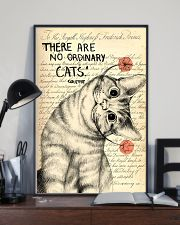 There is no ordinary cat 11x17 Poster lifestyle-poster-2