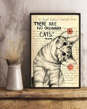 There is no ordinary cat 11x17 Poster lifestyle-poster-3