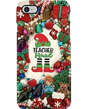 Teacher squad  Phone Case i-phone-8-case