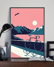 Vintage Bicycle 11x17 Poster lifestyle-poster-2