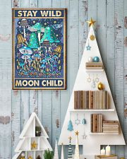 Stay wild moon child 11x17 Poster lifestyle-holiday-poster-2