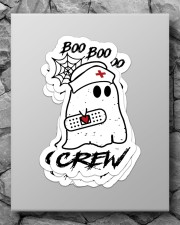 Boo boo crew Sticker - 4 pack (Vertical) aos-sticker-4-pack-vertical-lifestyle-front-09