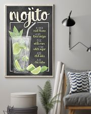 Mojito recipe 11x17 Poster lifestyle-poster-1