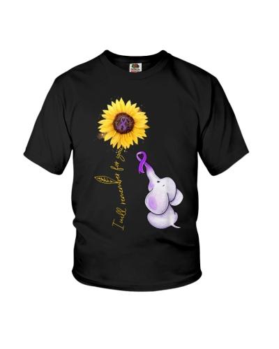 I will remember for you - Alzheimer Awareness