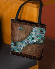 Princess of the sea  All-over Tote aos-all-over-tote-lifestyle-front-02