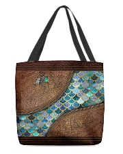 Princess of the sea  All-over Tote back