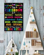 In this classroom 11x17 Poster lifestyle-holiday-poster-2