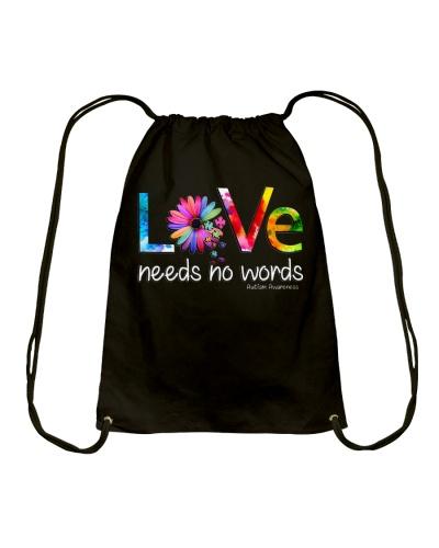 Love needs no words - Autism awareness