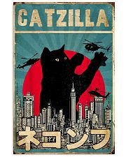 Catzilla 11x17 Poster front