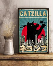 Catzilla 11x17 Poster lifestyle-poster-3
