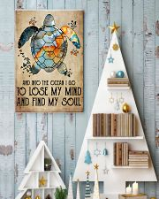 And into the ocean I go 11x17 Poster lifestyle-holiday-poster-2