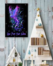 Raise from your ashes 11x17 Poster lifestyle-holiday-poster-2