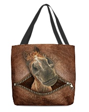 Funny horse All-over Tote back