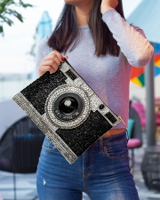 Bling Camera  Accessory Pouch - Large aos-accessory-pouch-12-5x8-5-lifestyle-front-01