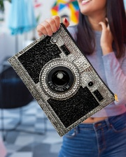 Bling Camera  Accessory Pouch - Large aos-accessory-pouch-12-5x8-5-lifestyle-front-03