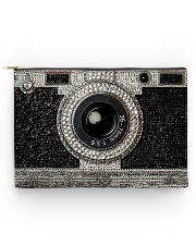 Bling Camera  Accessory Pouch - Large front